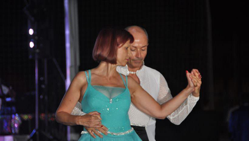 Exhibiciones de Baile