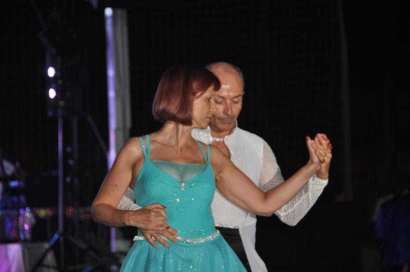 Exhibiciones de Baile - Sábado 21 de enero