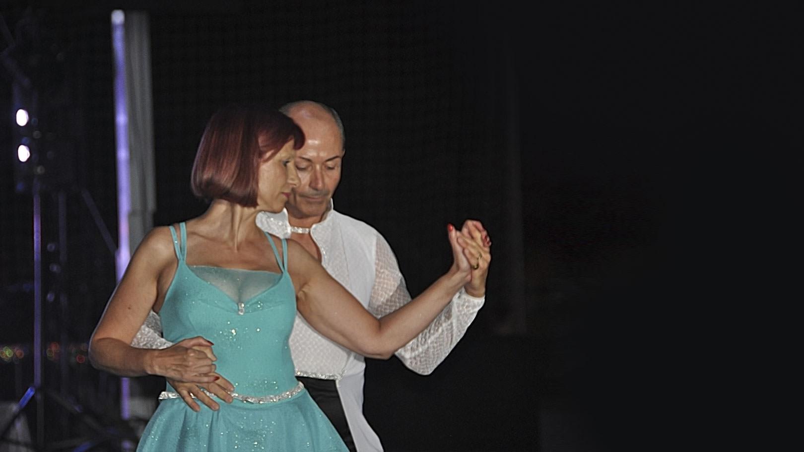 Bailes Marcos y Antonia