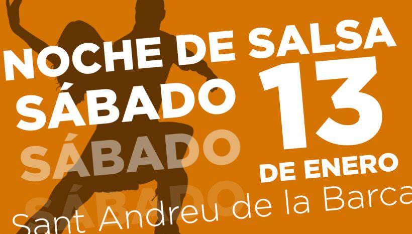 Noche de Salsa en Sant Andreu
