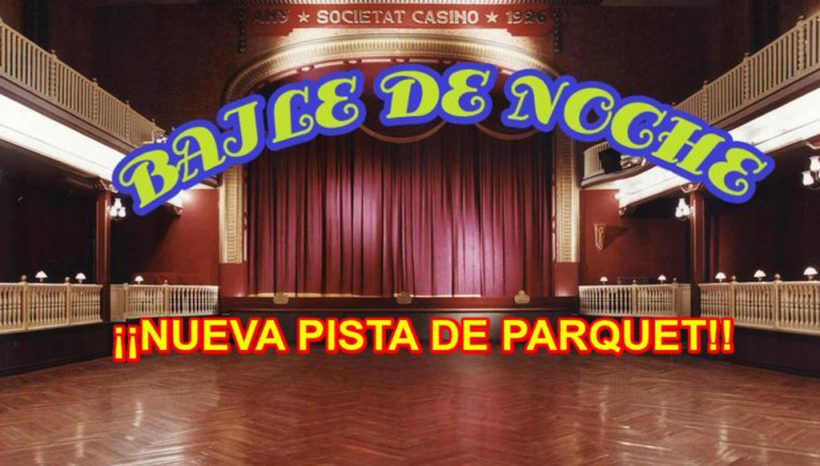 Noche de Baile en Sant Andreu