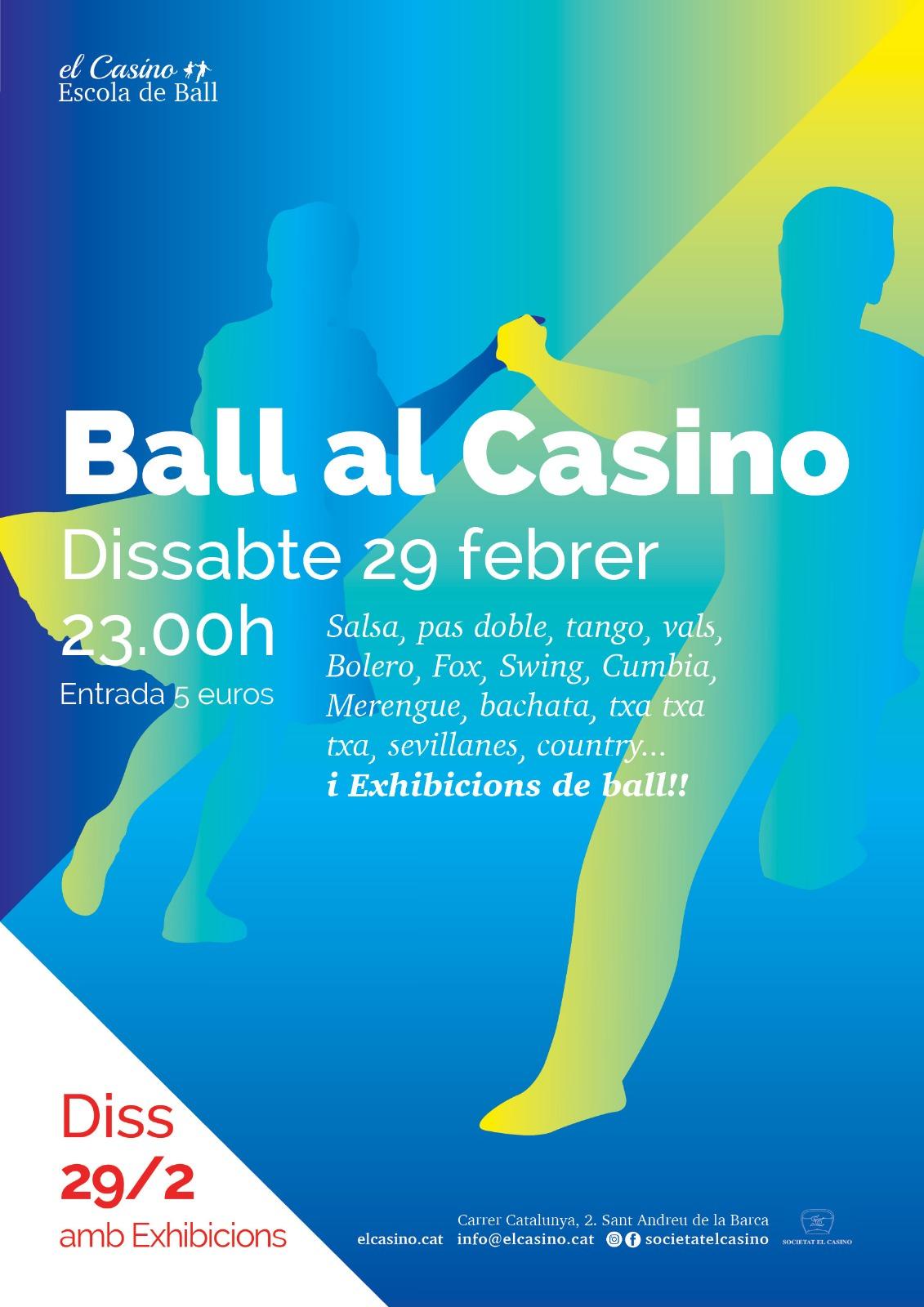 Baile 29 Febrero